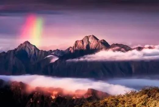 虹化现象的科学解释,反物质之说最有说服力