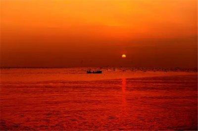 四海是指哪四海:渤海、黄海、东海、南海(中国四大海域)