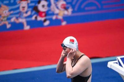 叶诗文为什么没参加东京奥运会