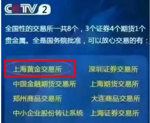 上海黄金交易所是正规平台吗 它是做什么的