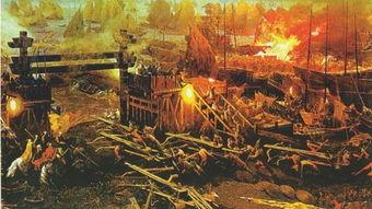 赤壁之战发生在现在的哪里