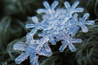 雪花是什么形状:多种多样(多是六边形)